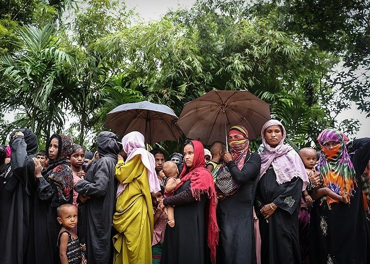 August 2017 – violence in Rakhine State